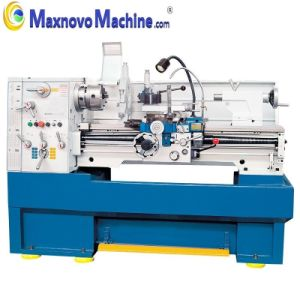 Horizontal Metal Turning Engine Lathe Machine (mm-D420X1000) pictures & photos