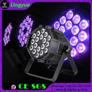18X15W 5 in 1 LED Stage Disco PAR Can Light pictures & photos