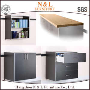 N&L High Quality Storage Wooden Garage Storage Cabinet pictures & photos