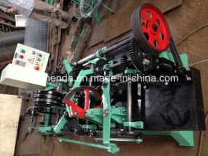 Good Comments Custom Madebarbed Wire Making Machine pictures & photos