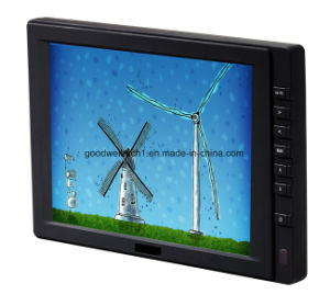 HDMI, AV, VGA Input 8 Inch Stand Alone Touch Monitor pictures & photos