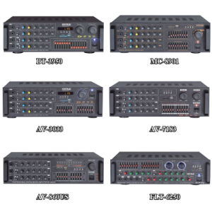 30W 2 Channel Professional Power Amplifier (AV-738USB) pictures & photos
