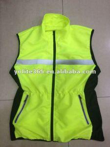 Ht0068 Hot Sales Reflective Safety Vest Vis Jackets pictures & photos
