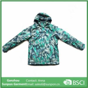 Fashionable Camouflage Winter Coat Ski Jacket pictures & photos