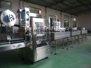 Automatic Mineral Water Bottles Labeling Machine pictures & photos