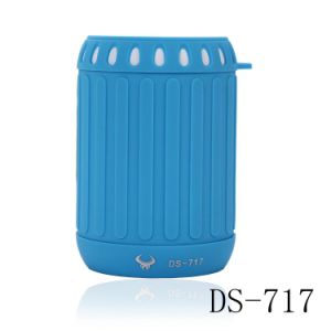 Portable Mini Bluetooth Speaker MP3/MP4/USB Speaker (DS-717)