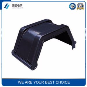 Black Color Customized Plastic Housing for Electronics pictures & photos