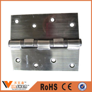 Ball Bearing Flush Hinge Steel Hinges pictures & photos