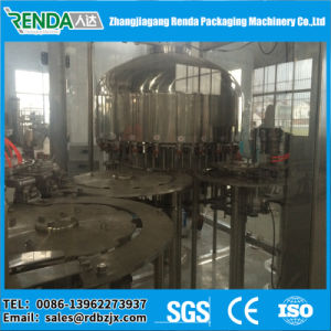 Automatic Carbonated Soda Beverage Filling Machine pictures & photos