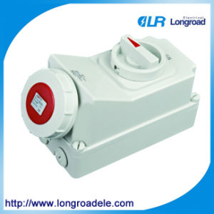 Mechanical Interlocking International Standard Industrial Plug and Socket pictures & photos