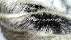 New Knitted Long Pile Fabric Imitation Real Fur for Garment/POM/Shoe/Hat pictures & photos