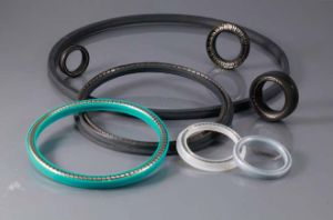 Food Grade Silicone Rubber Spring Loaded Ring pictures & photos