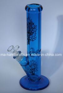 Wholesale Colorful Glass Smoking Waterpipe/Glass pipe/Water pipe pictures & photos