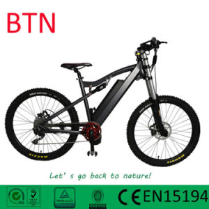 2017 Btn Hot Sale 26inch Electric Mountain Bike pictures & photos