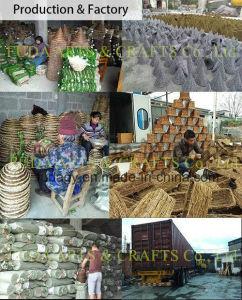 Bird Salim Rattan Flower Basket pictures & photos