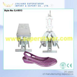 PVC Shoes Plastic Mould, Aluminum Mould for Sandal Making pictures & photos
