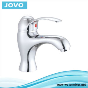 China Factory Single Handle Basin Faucet &Mixer Jv 72201 pictures & photos
