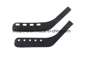 Customized Black Plastic Hockey Blades pictures & photos