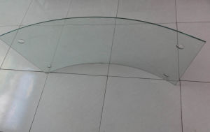 Curve Building Tempered Glass with High Quality & Competitive Price pictures & photos