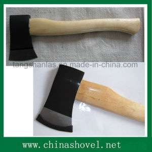 Axe Hardware Hand Tool Carbon Steel Axe with Wood Handle pictures & photos