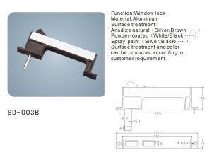 Aluminium Door/Window Handle/Lock Hardware Accessories (SD-003B) pictures & photos