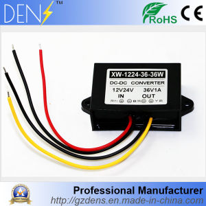 12V to 36V 1A DC DC Step up Power Converter pictures & photos