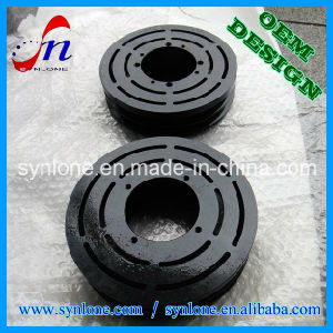 Forging Process Steel Black Pulley pictures & photos