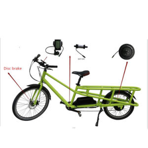 Btn Popular 20inch/26inch Electric Cargo Bike for Sale pictures & photos