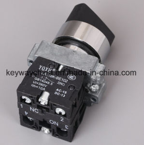 Handle Type La118kb Seires Pushbutton Switch pictures & photos