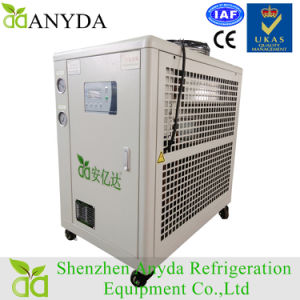 1HP Small Mini Air Cooled Water Chiller pictures & photos