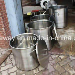 Vertical Fermentation Tank with 600L 88