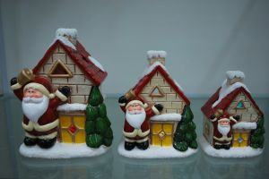Various Style Xmas Candle Holder Craft for Home pictures & photos