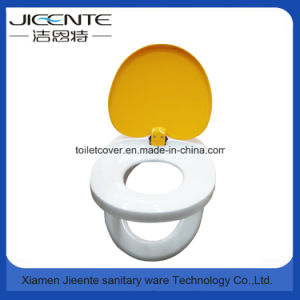Toilet Seat and Cover for Children Family Use PP pictures & photos