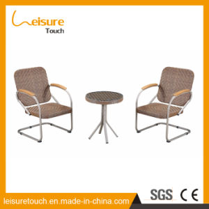 Indoor and outdoor Furniture Garden Rest Room Aluminum Frame Rattan Table and Chair pictures & photos