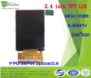 "2.4"" 240X320 MCU 16bit Option Touch Panel TFT LCD Screen Display pictures & photos"