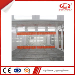 OEM and ODM Durable Automobile Spray Paint Booth Baking Oven for Car Garage pictures & photos