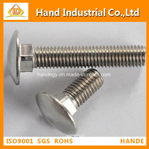 Precision Custom Stainless Steel, Flat Head, M4 Coach Bolts pictures & photos