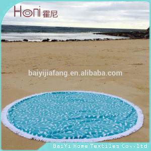 Hot Selling Custom Round Towel
