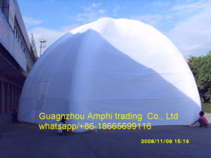 Inflatable White Tents for Advertising