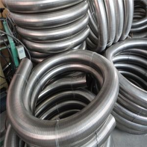 Stripwound Interlocked Stainless Steel Hose pictures & photos