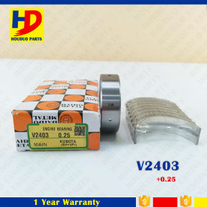 Diesel Engine Parts Da120 Main Bearing and Con Rod Bearing pictures & photos