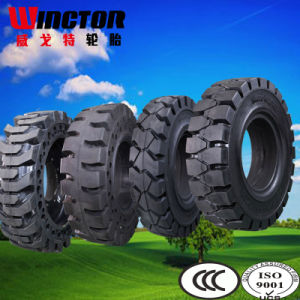 China 7.00-12 China Forklift Tires, Forklift Solid Tire 7.00-12 pictures & photos
