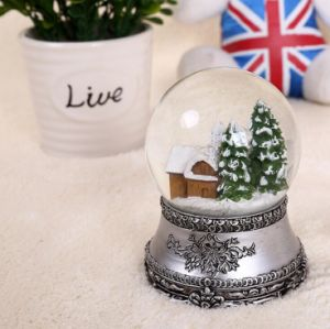 Top Selling Christmas Tree Design Snow Globe for Sale pictures & photos