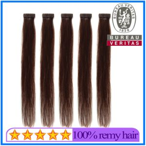 Tape Hair Extension with Sewed Thread pictures & photos