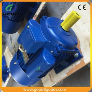 0.75kw Single Phase Electric Motor 220V 50Hz pictures & photos