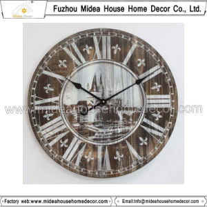 20 Years China Home Decor Factory Custom Promotional Wall Clock pictures & photos