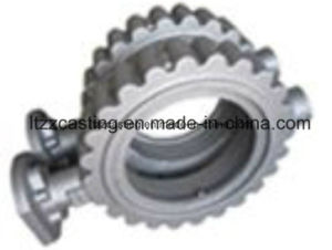 Butterfly Valve Resin Sand Machinery Parts pictures & photos