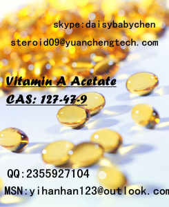 Dry Vitamin a Acetate 325 Cws CAS: 127-47-9 pictures & photos