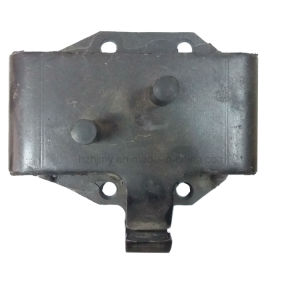 65.41570-5014, 65.41570-5016, 96363463 (Left) Rear Rubber Mounting Cushion for Bm090/Bh116/6900e/6120j/De12/De12tis Engine of Doosan Daewoo pictures & photos