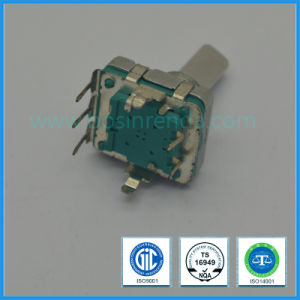 16mm Rotary Encoder with Metal Shaft Encoder Switch pictures & photos